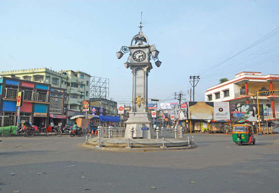 Chinsurah Clock Tower