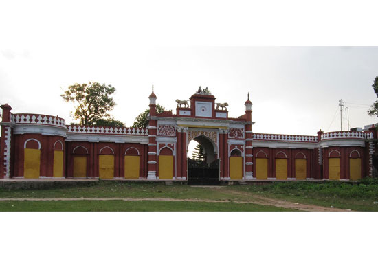 External view of Royal Palace